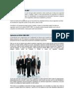 Aplicación de OHSAS 18001