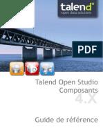 TalendOpenStudio Components RG 40b FR