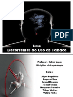 Decorrentes Do Uso de Tabaco