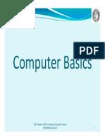 Basics computer