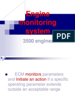 3500 Engine Monitoring System