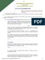 L12112 Altera a L8245 - Lei Do Inquilinato