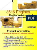 3516 Engines Class