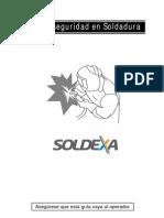 Guia_seguridad Soldadura Soldexa