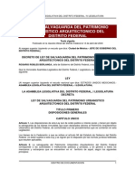 4.8 Ley Salvaguarda Patri Urbanístico Arquitectónico 22dic08