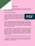 Manifesto do Coletivo Primavera