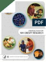 StrategicPlanforNIH Obesity Research Full-Report 2011