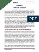 Falling Film Evaporator