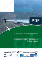 Eurocontrol - CDA Implementation Guidance Information