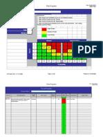 Risk Response Plan Template