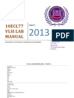 10ECL77 - VLSI Lab Manual CEC