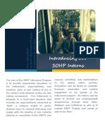 The Southern Oral History Program Internship (Fall 2013)