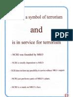 Terrorism Cover Names-unit 3