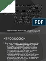 Los Recursos Educativos Abiertos