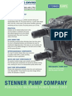 Stenner Product Overview Guide