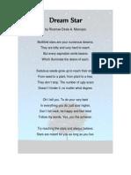 Dream Star Sonnet