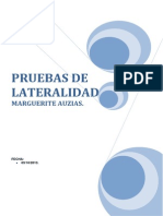 Prueba de Lateralidad Usual de Marguerite Auzias