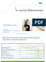 Ims-new Product Launch Effectiveness