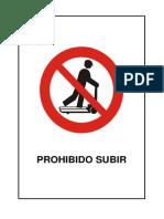 SEÑALETICA DE SEGURIDAD