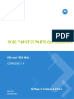 1X SC4812T CLPA BTS Optimization Manual