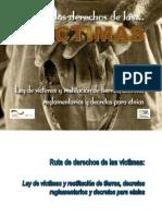 La Ruta de Los Derechos de Las Victimas