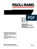 Manual de Compresor Ingersoll Rand