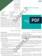 NRLS-1283- Insulin Patien~Ooklet SAMPLE 110617