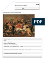 Activdad Sobre Goya