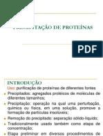 PRECIPITACA0deproteinas2011