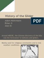 Glider Presentation