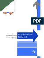 Way Forwards Network Brochure