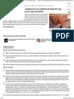 Cómo calcular el valor residual de un análisis de flujo de caja descontado con un flujo de caja creciente _ eHow en Español