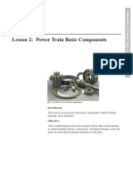 Basic Components of Power Train