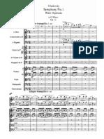 Tchaikovsky-Sinfonia 1 Grade