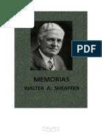 Memorias Sheaffer Completa - Estilog
