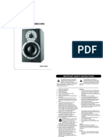 Dynaudio BM5A MKII User Manual