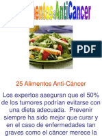 25 Alimentos Anti Cancer 8014