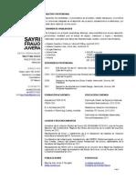 CV Sayri Fraijo
