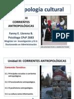 Antropología cultural Unidad III