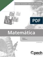 FOCALIZADO Algebra 1 y Cuadrilateros 1