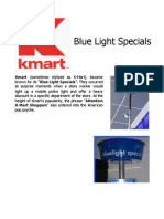 Blue Light Specials