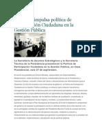 Gobierno impulsa política de Participación Ciudadana en la Gestión Pública.docx