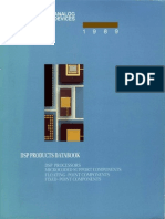 1989 Analog Devices DSP Products Databook