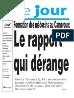 Evaluation Medicale Du Cameroun