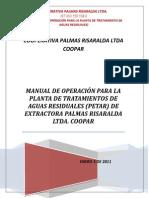 Manual de Opraciones Petar