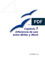 05-Diferencias Writer Word