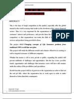 Final Report Raj SIP