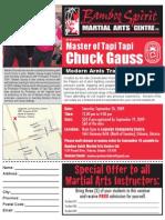 Master Gauss Seminar Sep 2609
