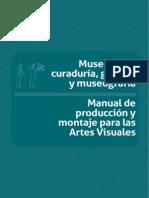 Manual Artes Visuales Mincultura