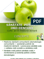 Sanatate Orala c 1